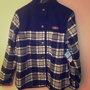 Columbia Plaid Alpine Jacket